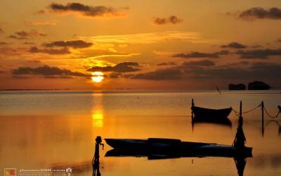 Hawaii Kaneohe Bay Sunrise