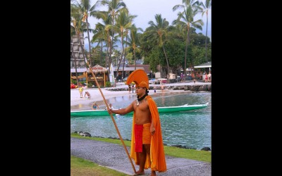 King Kamehameha Luau, King