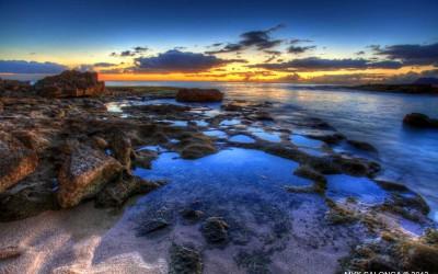 Koolina Lagoon Sunset