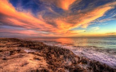 Koolina Fiery Sunset