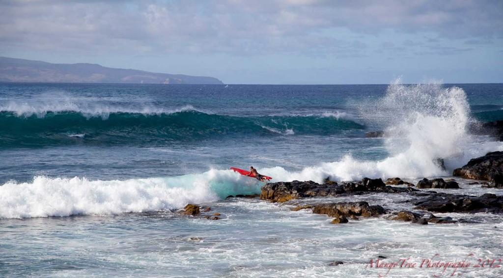 Honolua Surf Jump