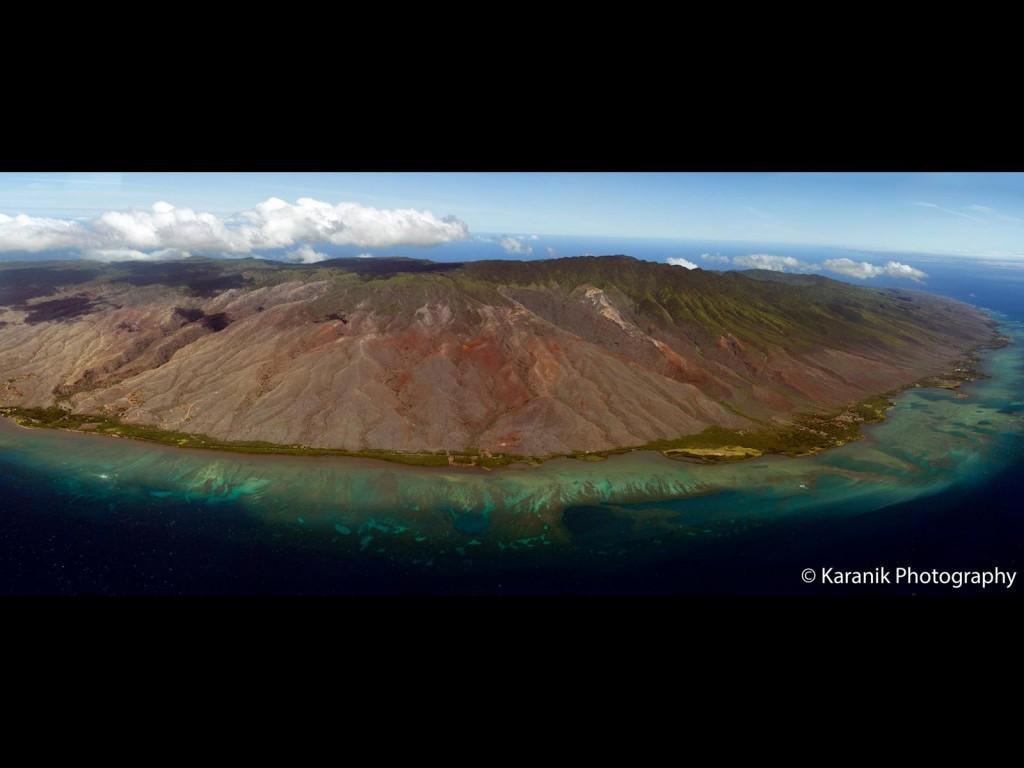 Molokai Island