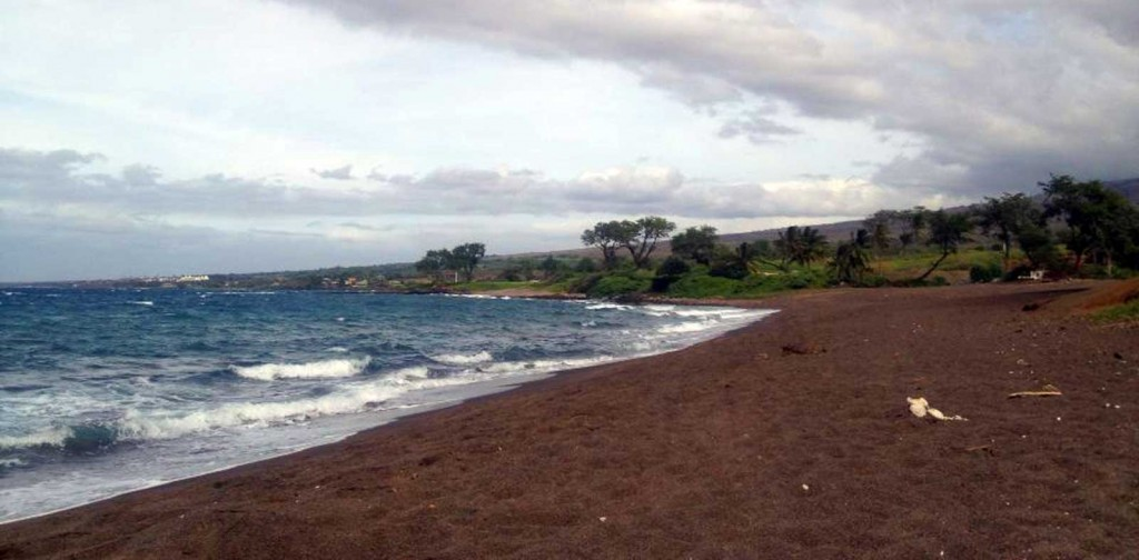 Beach Near Makena, Maui