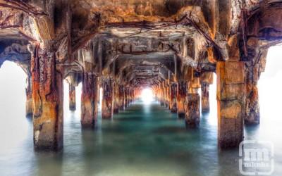 Hawaii Rusting Pier: Ipuka