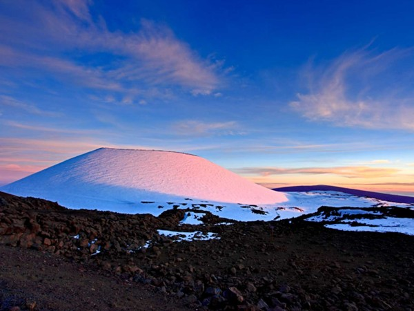 Mauna Kea Snow Cap