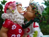 Hawaii Santa And Mrs Claus