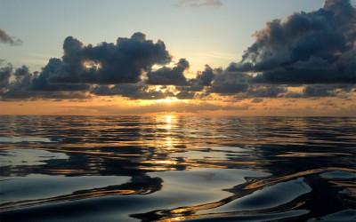 Kure Atoll Sunset