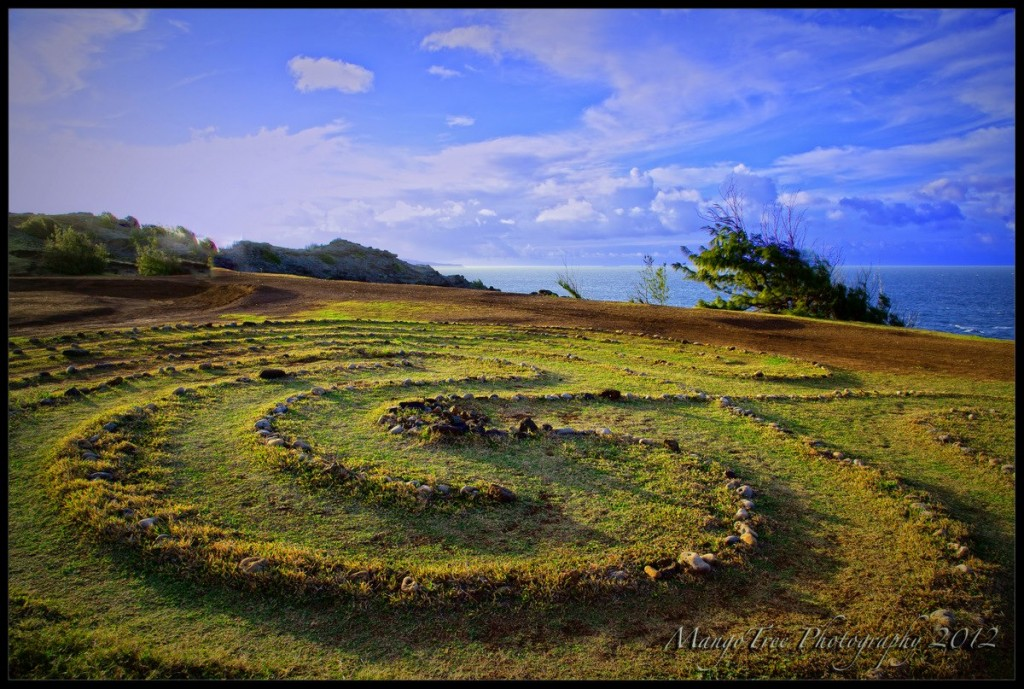 Maui Prayer Labyrinth
