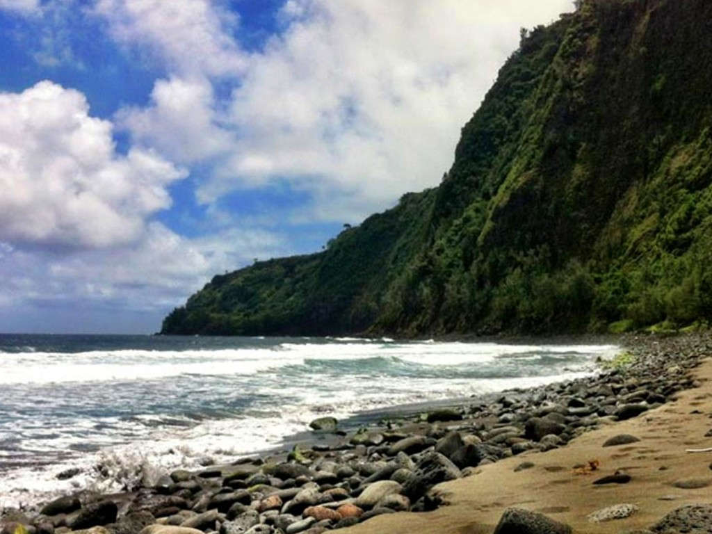 Pololu Awini Trail, Hawaii