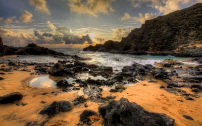 Eternity Beach, Halona Beach Cove, Oahu