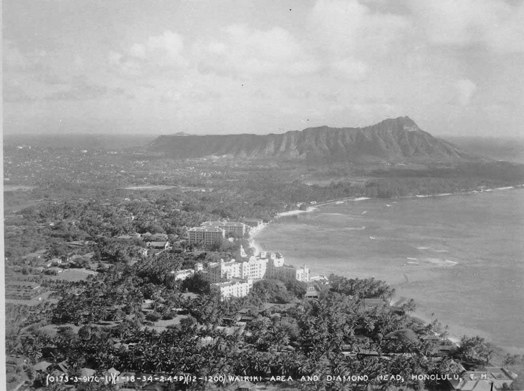 Waikiki 1934