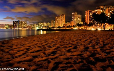 honolulu-sunset-skyline