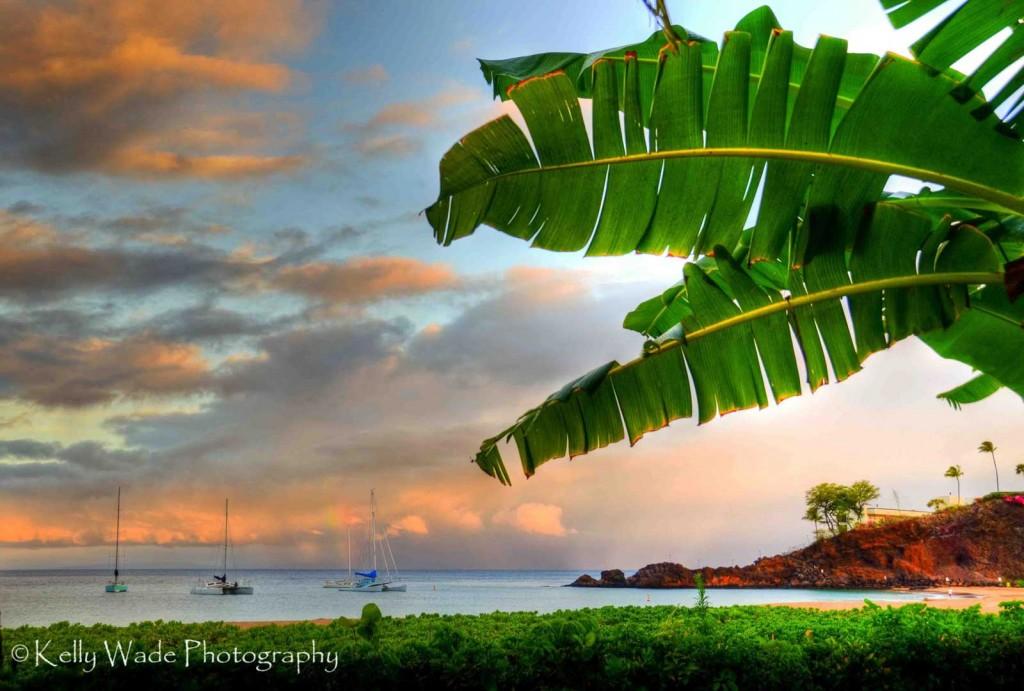 Ka'anapali Coast Maui