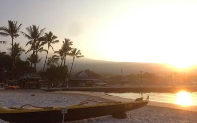 Kamakahonu Sunrise