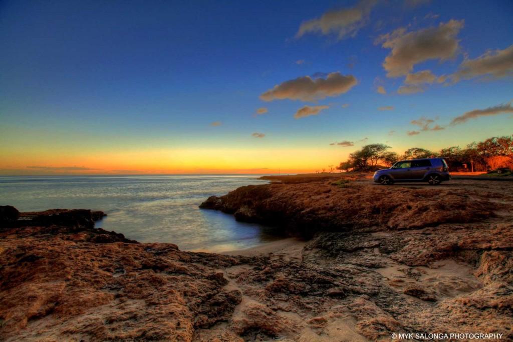 West Oahu Sunset