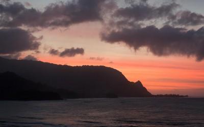 kauai-sunset