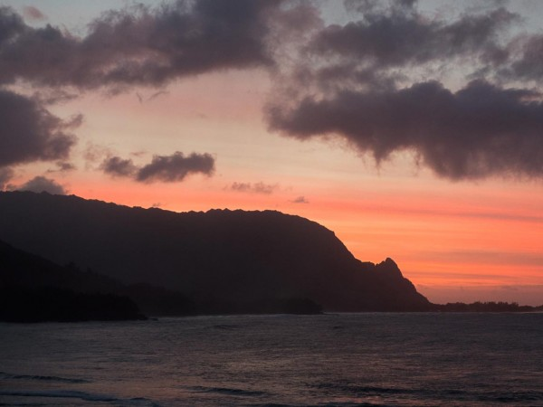 kauai-sunset