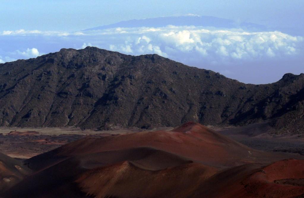 Haleakala To Mauna Kea