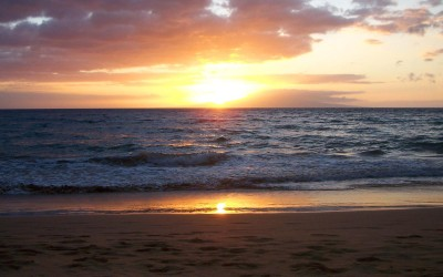 Wailea, Maui Sunset