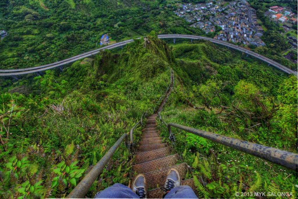 Ha'iku Stairs, Stairway to Heaven