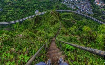Ha'iku Stairs, Stairway to Heaven