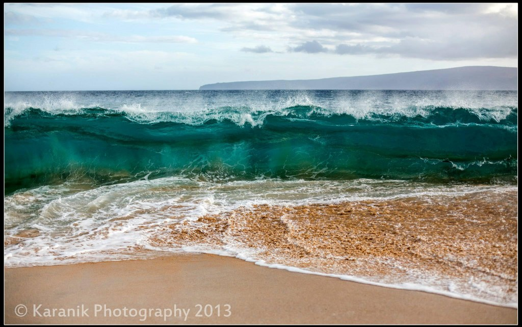 Makena Shorebreak, Maui
