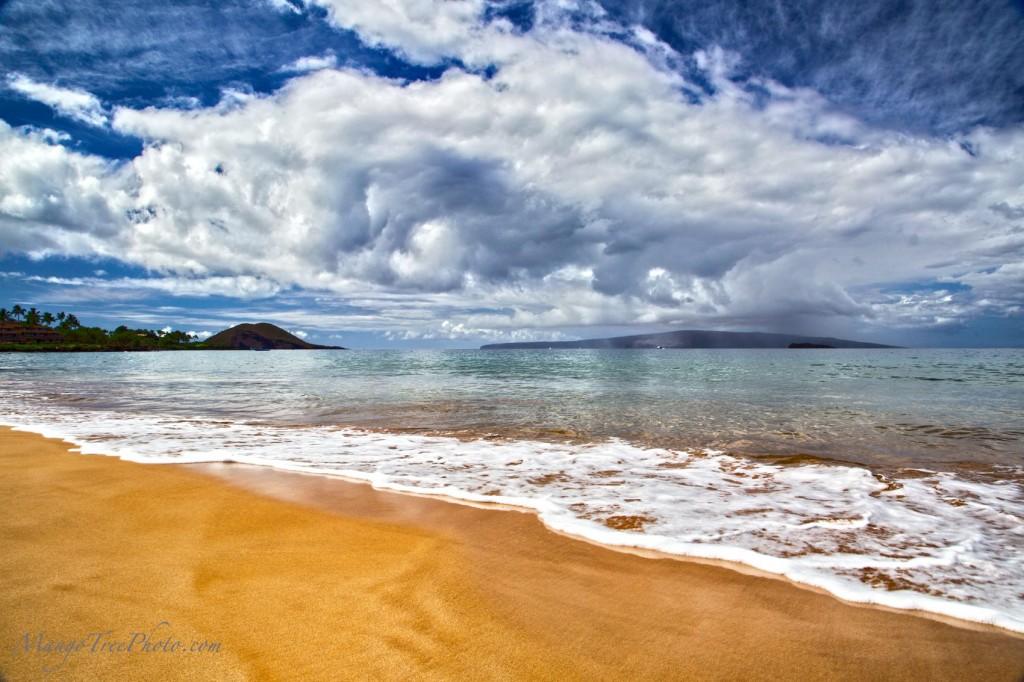 Po'olenalena beach, Wailea Maui