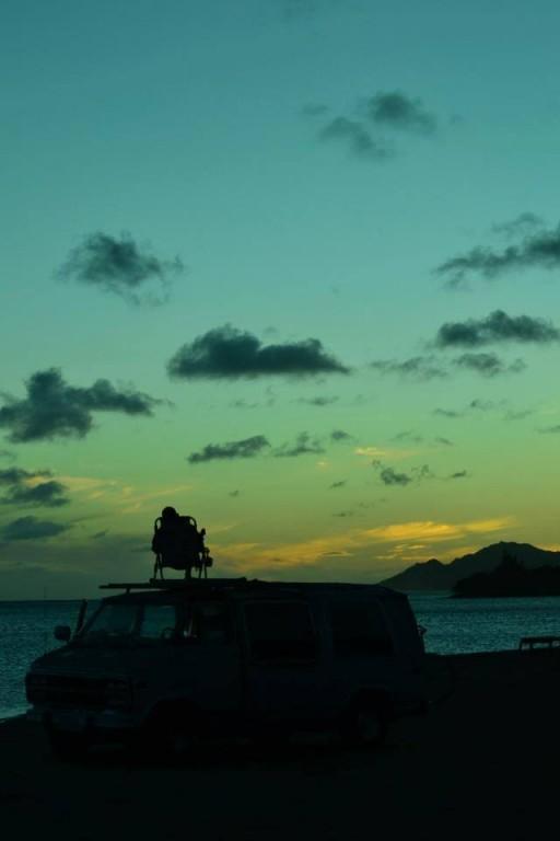 Hawaii Kai Sunset
