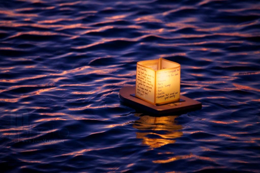 Veteran Memorial Lantern
