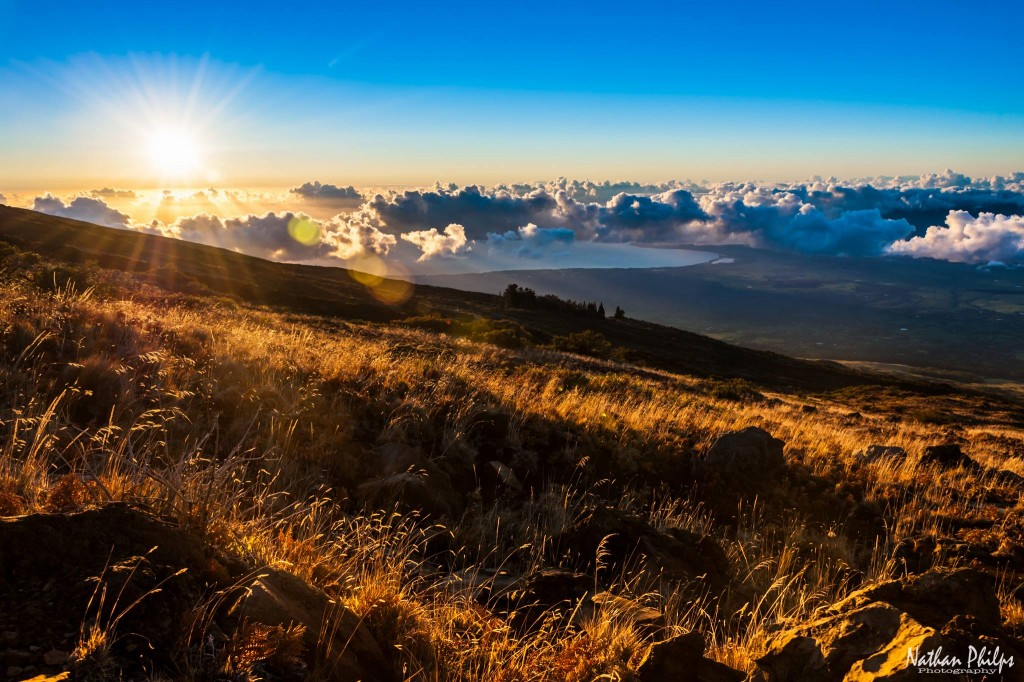 Haleakala Twilight, Maui