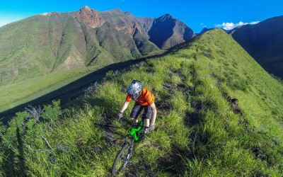 Maui Mountain Biking