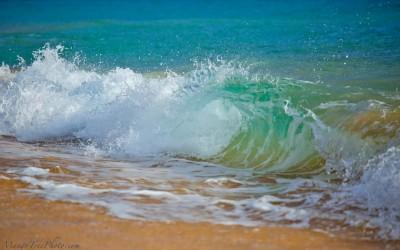 Big Beach Curl