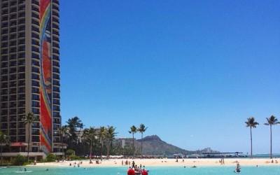 Sunny Waikiki