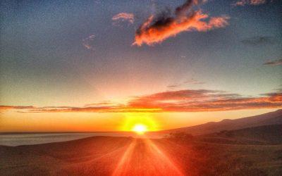 Hana, Maui Sunset